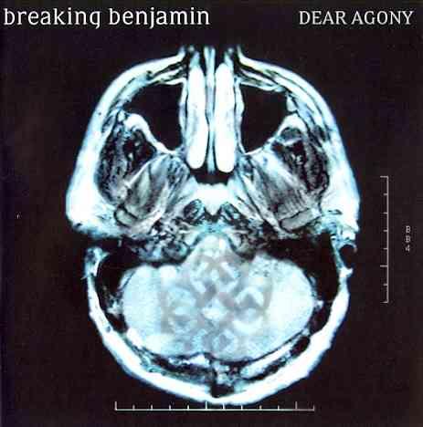 dear agony by breaking benjamin cd 50087126407 ebay. Black Bedroom Furniture Sets. Home Design Ideas